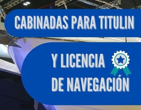 portada de la guía de ayuda para embarcaciones aptas para titulin o licencia de navegación